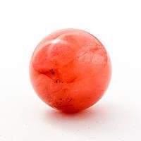 Шар из натурального камня Сердолик d-4см