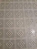 Скатерть лен вязка, 130х180