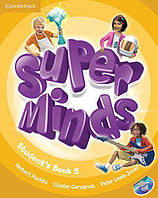 Super Minds 5 Student's Book with DVD-ROM (Учебник)