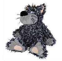 Trixie TX-35946 волк - игрушка с пищалкой для собак 20см