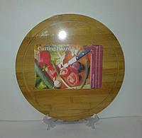 Доска деревянная для пиццы VT6-19038