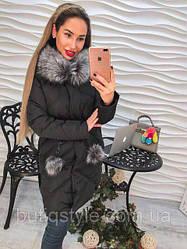 Зимние теплые куртки, пуховики, пальто