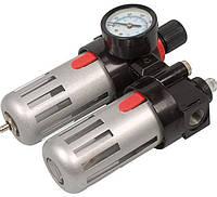 Фильтр с редуктором, смаз. прибором и манометром Miol  81-430