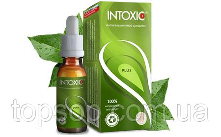 Intoxic Plus средство от паразитов, Интоксик Плюс,Intoxic plus