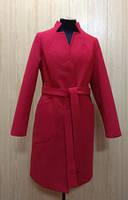 Пальто кашемировое  женское (48-56р), доставка по Украине