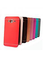 Чехол Motomo Line Series для Samsung Galaxy Grand Prime G530 mix color