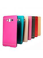 Чехол Motomo Line Series для Samsung Galaxy A7 mix color