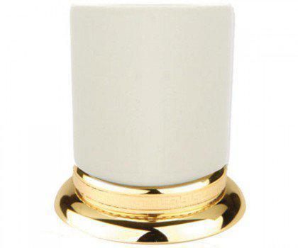 Стакан для зубних щіток KUGU Versace Freestand 250G