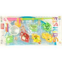 Игровой набор для ванной «Рыбалка» (239-3)