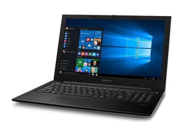 Ноутбук Lenovo Medion Akoya S6219-MD 99895 Silver