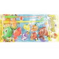 Игровой набор для ванной «Рыбалка» (234-6)
