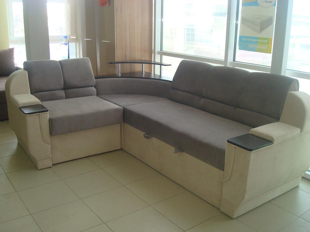 угловой диван мягкий уголок для гостиной меркурий цена 9 669