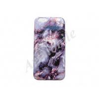 Чехол TPU Puro розовый мрамор для iPhone 6/6S