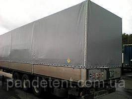 Тенты на фуру, полуприцеп из ткани ПВХ 650г/м2 - Испания