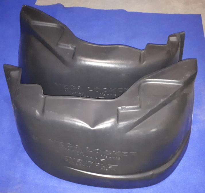 Подкрылки передние ВАЗ 2123 21236 Шевроле Нива Chevrolet Niva