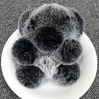 Медведь серый меховый