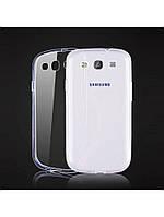 Ультратонкий силиконовый чехол 0,3 мм для Samsung Galaxy J1 Ace