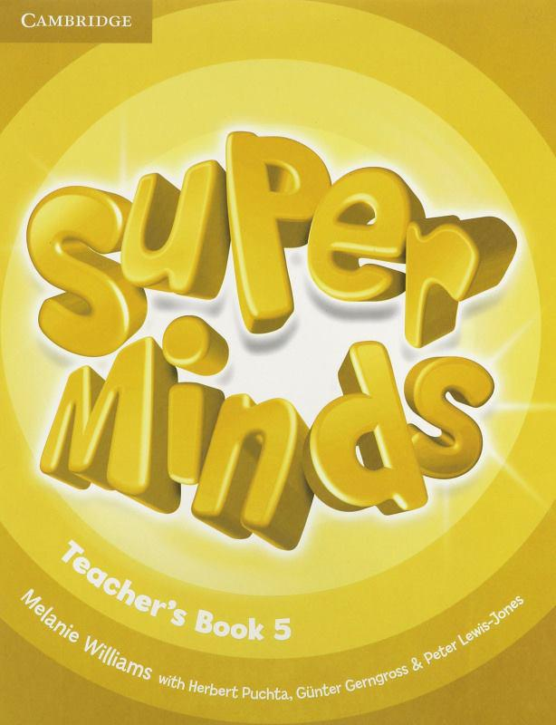 Super Minds 5 Teacher's Book (Книга учителя)
