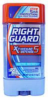 Right Guard гелевый дезодорант Arctic Refresh 72 ч (113 g) USA