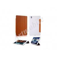 "Чехол на планшет Samsung T320 Galaxy Tab Pro 8.4""/T321, Baseus Grace Leather Case Simplism Series, коричневый"