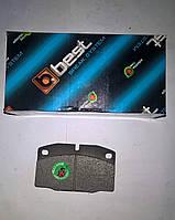 Тормозные колодки передние Opel Omega, Kadett