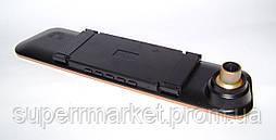 Car DVR DV460 Vehicle Blackbox T1 видеорегистратор зеркало заднего вида с двумя камерами, фото 2