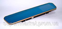 Car DVR DV460 Vehicle Blackbox T1 видеорегистратор зеркало заднего вида с двумя камерами, фото 3