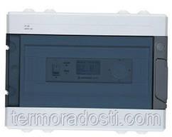 Euroster UNI2 OBUD - погодозависимый контроллер в монтажном шкафчике