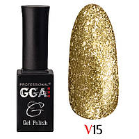"Гель-лак GGA Professional ""Vegas"" №15, 10ml"
