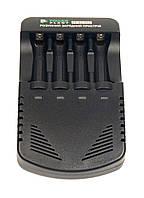 Умное зарядное устройство для аккумуляторов типа АА, ААА Power Plant PP-EU402