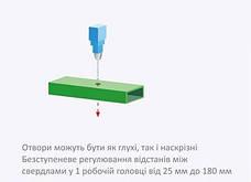 Сверление цилиндрических отверстий с поступательным движением подачи, фото 2