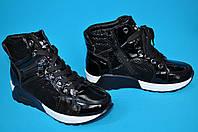 Подростковые ботинки для девочек Солнце (размер 32-34)