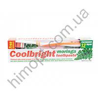 "Зубная паста ""CoolBright"" Moringa, 175 мл + зубная щетка"