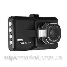 "Автомобильный видеорегистратор Car Vehicle BlackBOX DVR 626 1080P 3.0Mp HDMI 3.0"" FULL HD, фото 3"