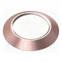 Защита на камеру для iPhone 7/8, Metal Lens Protection Ring, Rose Gold, Baseus (ACAPIPH7-RI0R)
