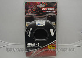 Кабель HDMI Art House (1м)