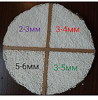 Гранула пенополистирола фракция 3-5 мм, наполнитель для кресло мешков