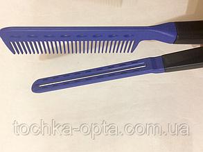 Расчёска -выпрямитель для укладки волос