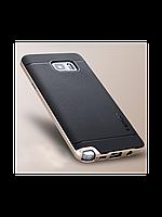 Чехол SGP Neo Hybrid для Samsung Galaxy Note 3 темно-серый