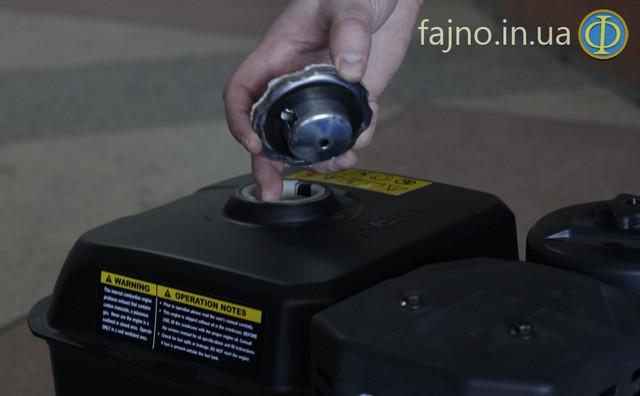 Бензиновый двигатель Weima 170F фото 2