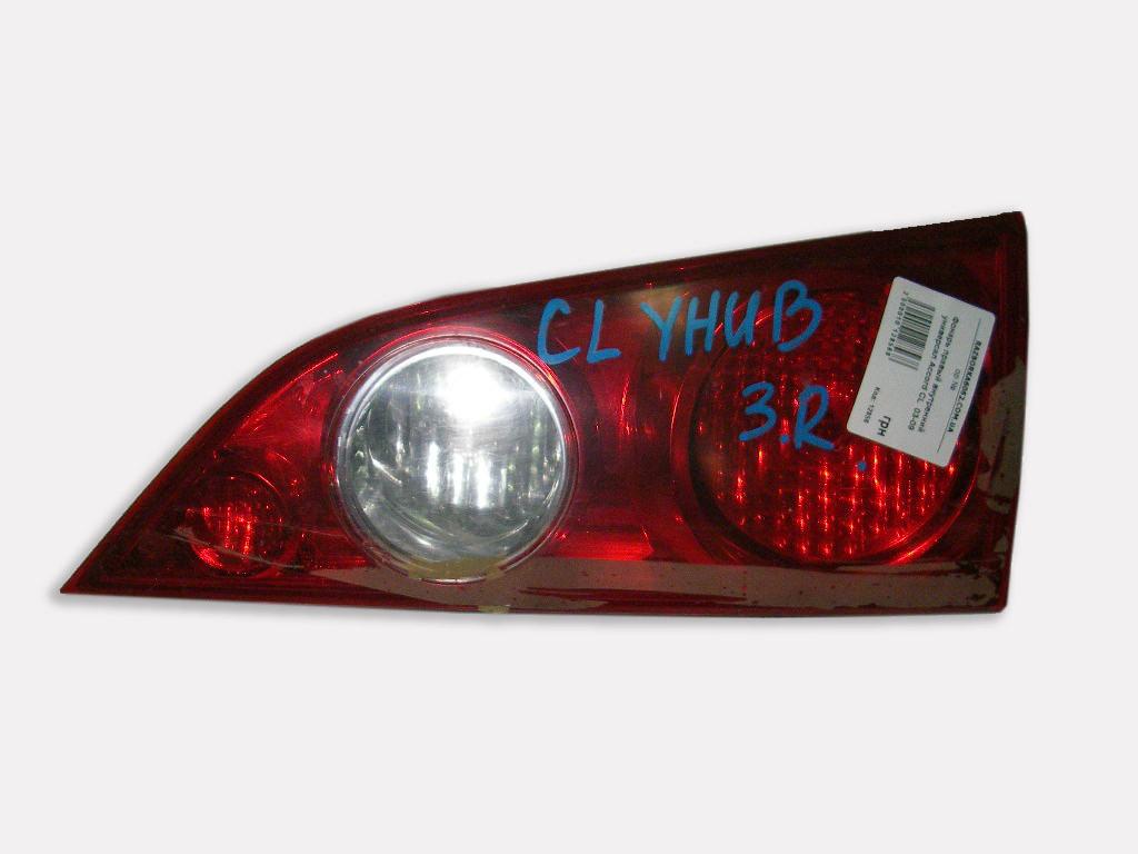 Фонарь правый внутренний универсал Honda Accord (CL/CM) 03-09 (Хонда Аккорд ЦЛ)  34151SED003