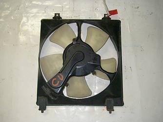 Диффузор с вентилятором кондиционера 2.0 АКП Honda Accord (CU/CW) 08-13 (Хонда Аккорд ЦУ)  38615-R60-U01