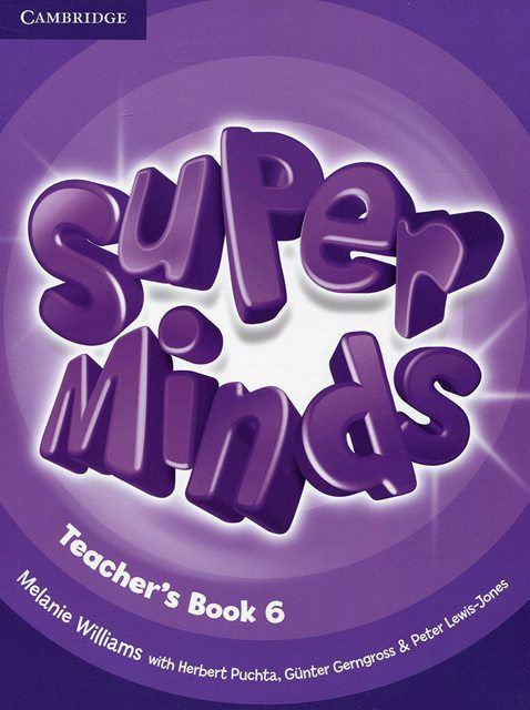 Super Minds 6 Teacher's Book (Книга учителя)