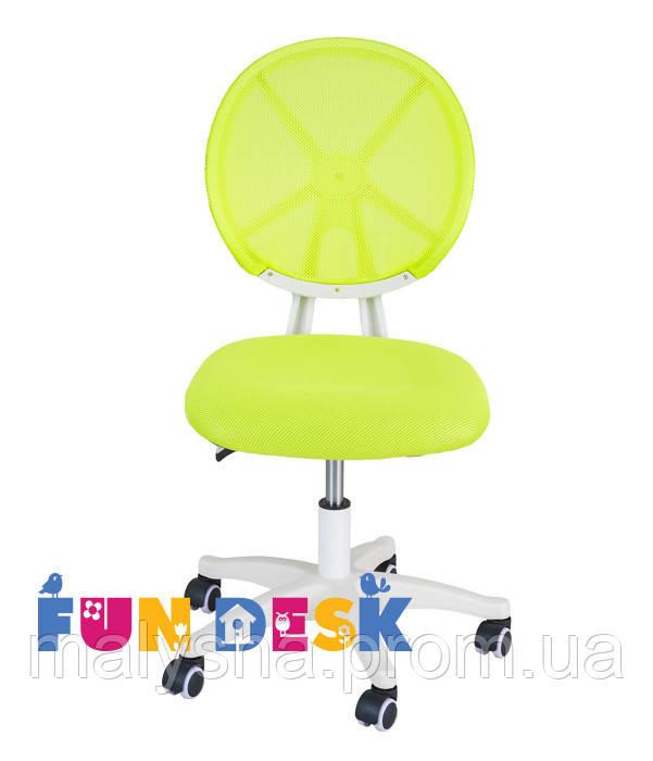 Детское кресло для школьника FunDesk LST1 Green - Малуша в Днепре