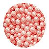 """Посыпка """"Жемчужные шарики (розовые) 5 мм."""", 50 гр."""