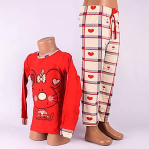 Детский комплект штаны+кофта для девочки Турция. Kids Angel C-820. Размер 3-5 лет.