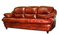 Мягкий диван Sara, коричневый (205 см)