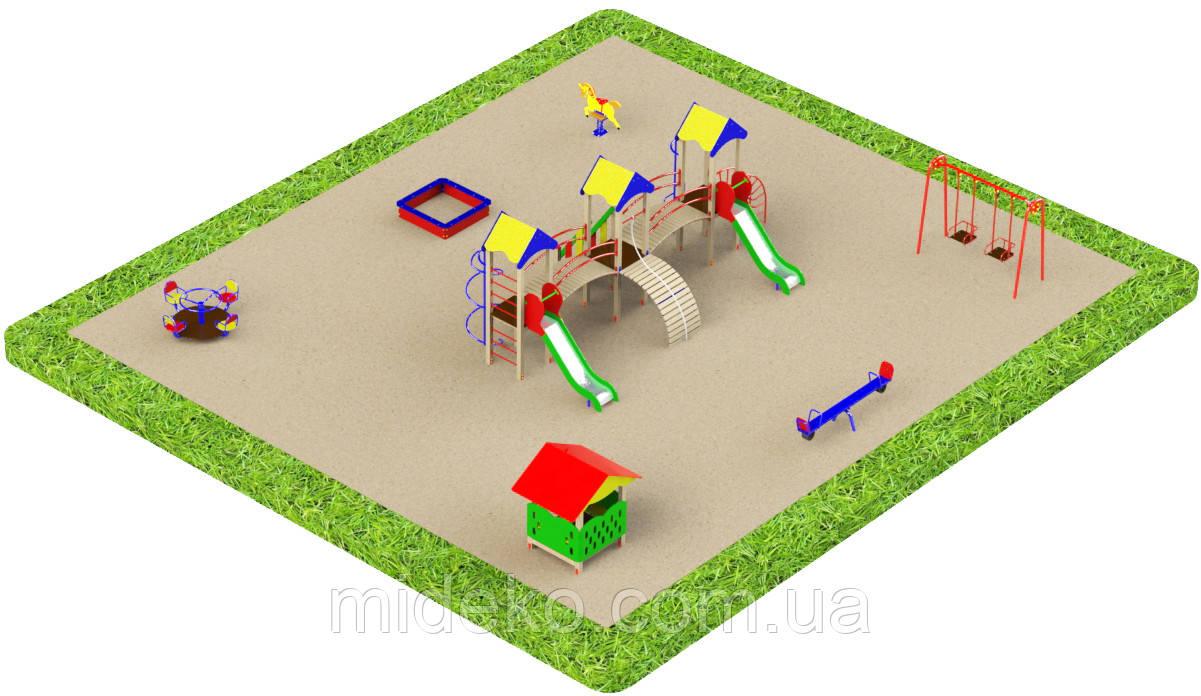 Детская площадка 2020