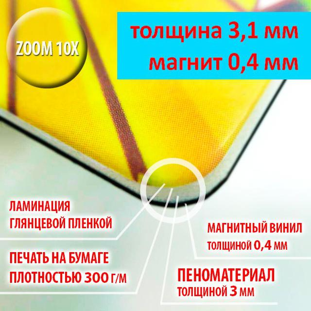 Магниты 3 мм