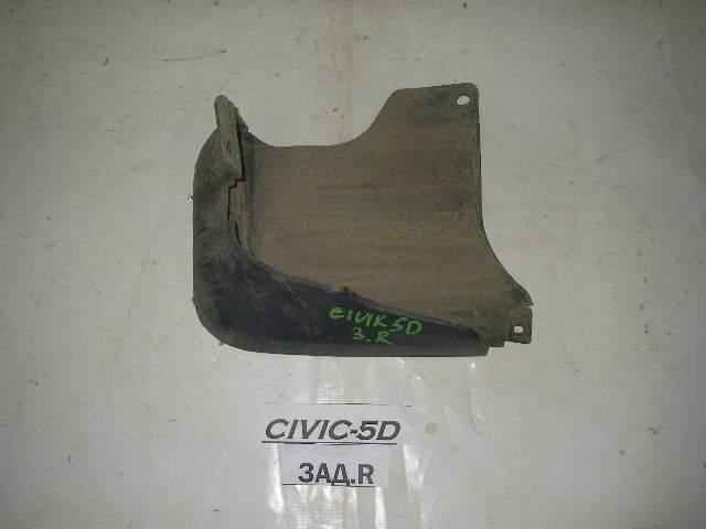 Брызговик задний правый Honda Civic 5D (FK) 07-13 (Хонда Сивик 5Д)  08P09-SMG-600